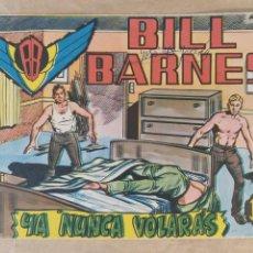 Tebeos: BILL BARNES - EDITORIAL ROLLÁN / NÚMERO 17. Lote 235124020