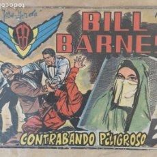 Tebeos: BILL BARNES - EDITORIAL ROLLÁN / NÚMERO 21. Lote 235124515