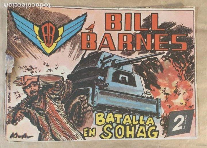 BILL BARNES - EDITORIAL ROLLÁN / NÚMERO 24 (Tebeos y Comics - Rollán - Otros)