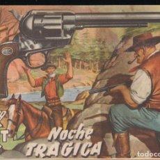 Tebeos: MENDOZA COLT Nº 15: NOCHE TRÁGICA. Lote 235141215
