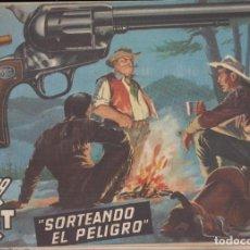 Tebeos: MENDOZA COLT Nº 21: SORTEANDO EL PELIGRO. Lote 235143285