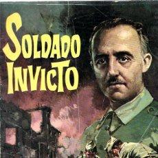 Livros de Banda Desenhada: SOLDADO INVICTO DE EDITORIAL ROLLÁN. Lote 235837505