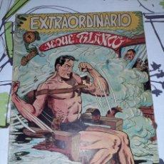 Tebeos: EXTRAORDINARIO DE EL JEQUE BLANCO, INVENCIBLE, MUY BUEN ESTADO. Lote 239494360