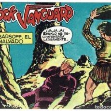 Tebeos: ROCK VANGUARD FACSÍMIL NO. 21. BARSOFF, EL MALVADO. Lote 240619065