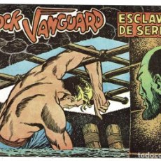 Tebeos: ROCK VANGUARD FACSÍMIL NO. 7. ESCLAVO DE SERKLO. Lote 240622455