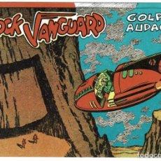Tebeos: ROCK VANGUARD FACSÍMIL NO. 12. GOLPE DE AUDACIA. Lote 240623995