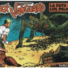 Tebeos: ROCK VANGUARD FACSÍMIL NO. 14. LA RUTA DE LOS PELIGROS. Lote 240624275