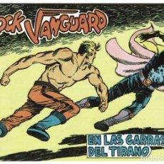 Tebeos: ROCK VANGUARD FACSÍMIL NO. 6. LAS GARRAS DEL TIRANO. Lote 240625855