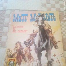 Tebeos: MATT MARRIOTT ( MARRIOT ).LA BANDA DE GIL CATLIN.SERIE A Nº9.EDITORIAL ROLLÁN 1973.. Lote 241817105
