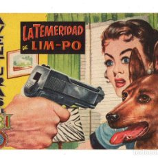 Tebeos: AVENTURAS DEL FBI Nº 168 (ROLLAN 1957). Lote 243340615