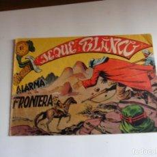 Tebeos: JEQUE BLANCO Nº 110 ROLLAN ORIGINAL. Lote 243572875