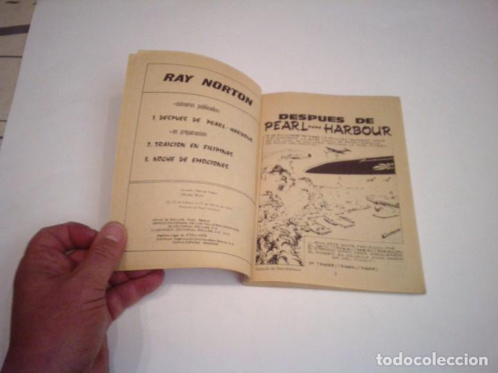 Tebeos: RAY NORTON - COMPLETA - 3 NUMEROS - EDITORIAL ROLLAN - MUY BUEN ESTADO - GORBAUD - cj 133 - Foto 4 - 244595725