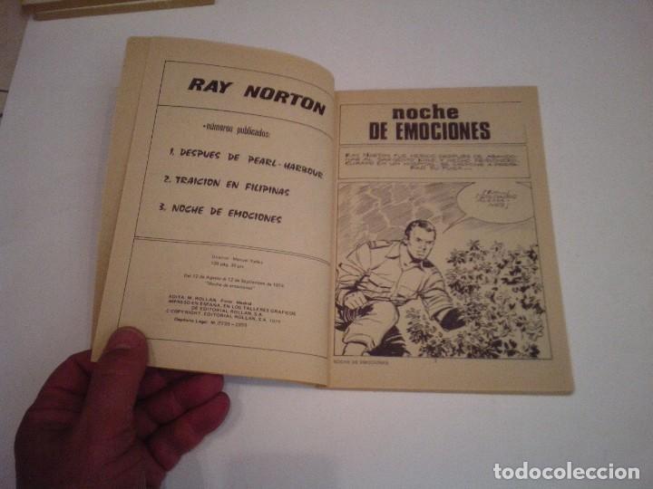 Tebeos: RAY NORTON - COMPLETA - 3 NUMEROS - EDITORIAL ROLLAN - MUY BUEN ESTADO - GORBAUD - cj 133 - Foto 13 - 244595725