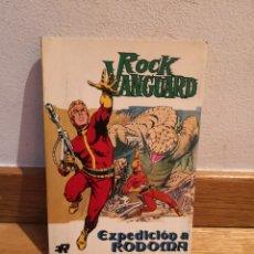 Tebeos: ROCK VANGUARD EXPEDICIÓN A RODOMA CUATRO. Lote 246787220