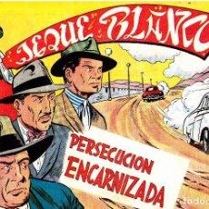 Tebeos: COMIC COLECCION JEQUE BLANCO Nº 66. Lote 247999925