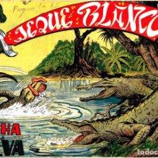 Tebeos: COMIC COLECCION JEQUE BLANCO Nº 67. Lote 247999955