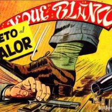 Tebeos: COMIC COLECCION JEQUE BLANCO Nº 89. Lote 248000015