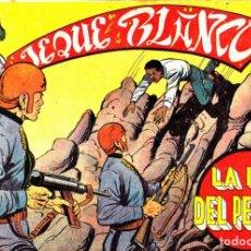 Tebeos: COMIC COLECCION JEQUE BLANCO Nº 125. Lote 248002750