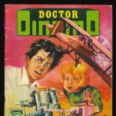 BDs: DOCTOR DINAMO - EDITORIAL ROLLÁN / NÚMERO 2 (LA REBELIÓN DE LOS JUGUETES). Lote 248568195