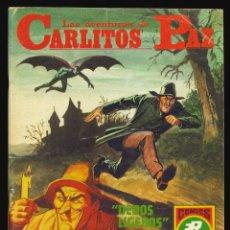 Livros de Banda Desenhada: CARLITOS PAZ - EDITORIAL ROLLÁN / NÚMERO 3 (DEDOS LIGEROS). Lote 248707435