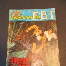 Tebeos: FBI, AVENTURAS DEL (1964, ROLLAN) 14 · 15-XI-1964 · PIRATAS DEL CIELO. Lote 249114560