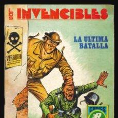 Giornalini: LOS INVENCIBLES - EDITORIAL ROLLÁN / NÚMERO 6 (LA ÚLTIMA BATALLA). Lote 249275785