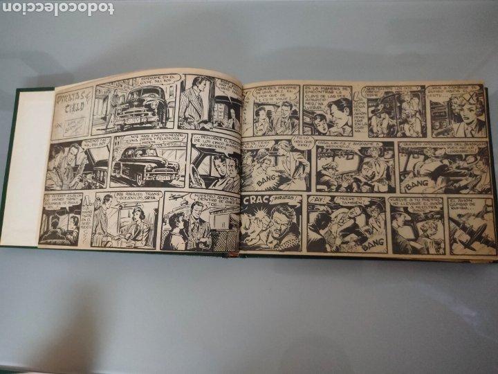 Tebeos: AVENTURAS DEL FBI Vol. ENCUADERNADO 1951 N° 1 AL 40 ROLLAN - Foto 10 - 251532325