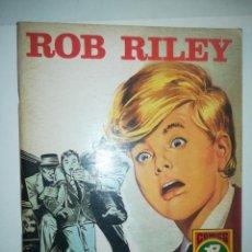 Tebeos: ROB RILEY #1 (EDICIONES ROLLAN). Lote 253650595