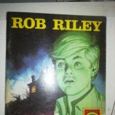 Tebeos: ROB RILEY #5 (EDICIONES ROLLAN). Lote 253650985