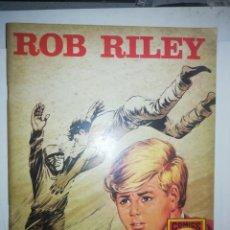 Tebeos: ROB RILEY #2 (EDICIONES ROLLAN). Lote 253651100