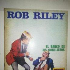 Tebeos: ROB RILEY #3 (EDICIONES ROLLAN). Lote 253651185
