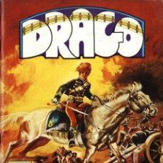 Tebeos: DRAGO-1: EL PEQUEÑO REY (ROLLÁN,1973) SERIE AZUL.. Lote 253886500