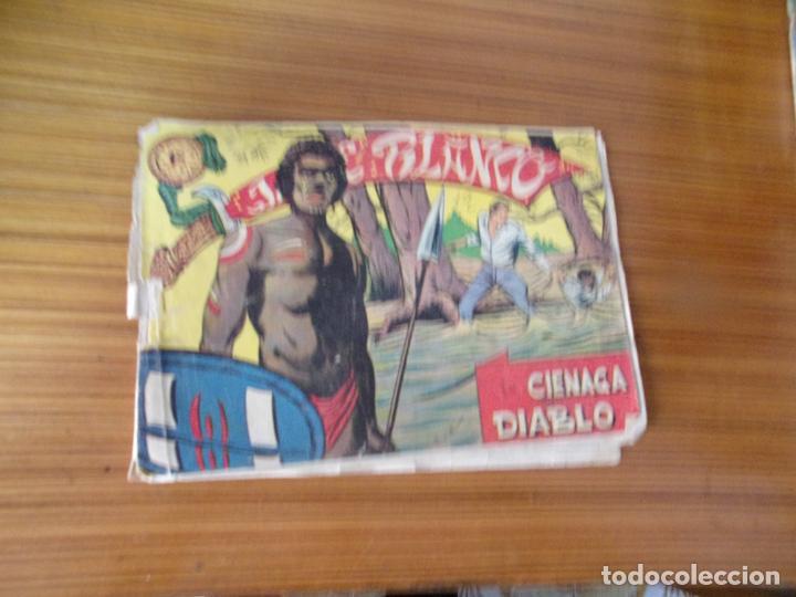 JEQUE BLANCO Nº 128 EDITA ROLLAN (Tebeos y Comics - Rollán - Jeque Blanco)