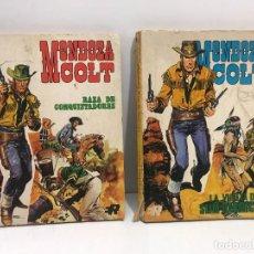 Tebeos: LOTE 2 COMICS MENDOZA COLT Nº1 Y Nº4. Lote 254369190