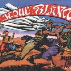 Tebeos: EL JEQUE BLANCO ---NUMERO 1 --- MISION EN AFRICA --EDITORIAL ROLLAN. Lote 254604315