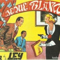Tebeos: EL JEQUE BLANCO ---NUMERO 93--- FUERA DE LA LEY --EDITORIAL ROLLAN. Lote 254606795