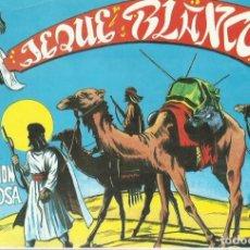 Tebeos: EL JEQUE BLANCO ---NUMERO 96 --- INFORMACION PELIGROSA --EDITORIAL ROLLAN. Lote 254607050