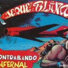 Tebeos: EL JEQUE BLANCO ---NUMERO 103 ---CONTRABANDO INFERNAL --EDITORIAL ROLLAN. Lote 254607640