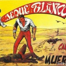 Tebeos: EL JEQUE BLANCO ---NUMERO 104 ---LA CARAVANA DE LA MUERTE --EDITORIAL ROLLAN. Lote 254607905