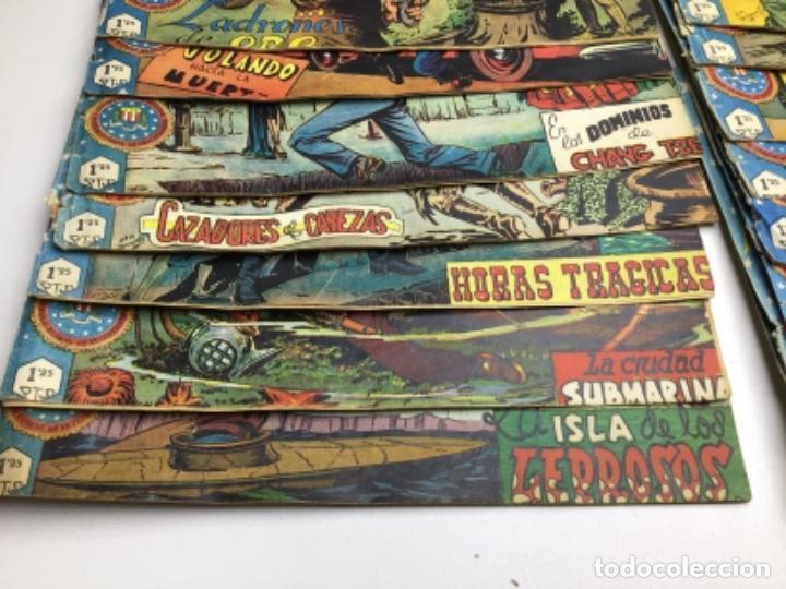 Tebeos: LOTE COMICS AVENTURAS FBI - EDITORIAL ROLLAN - Foto 5 - 254686460