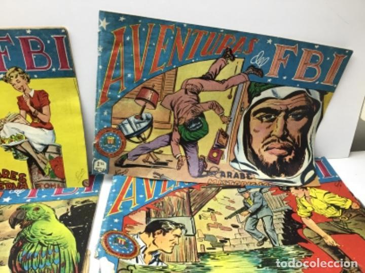 Tebeos: LOTE COMICS AVENTURAS FBI - EDITORIAL ROLLAN - Foto 11 - 254686460