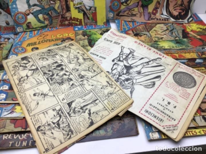 Tebeos: LOTE COMICS AVENTURAS FBI - EDITORIAL ROLLAN - Foto 13 - 254686460