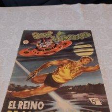Tebeos: ROCK VANGUARD N° 7, EL REINO DE LA ESTEPA HELADA. Lote 257546060