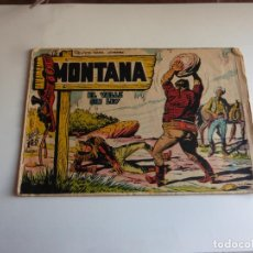 Tebeos: MONTANA Nº 3 ROLLAN ORIGINAL. Lote 262238130