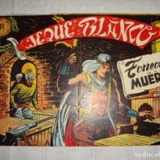 Tebeos: JEQUE BLANCO. EDITORIAL ROLLÁN. Nº 94.. Lote 262770720
