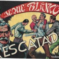Tebeos: EL JEQUE BLANCO NUM 41 - ORIGINAL. Lote 262933520
