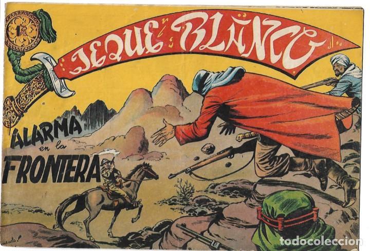 EL JEQUE BLANCO NUM 110 - ORIGINAL (Tebeos y Comics - Rollán - Jeque Blanco)