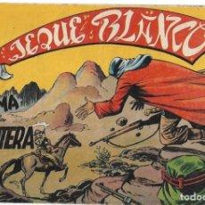 Tebeos: EL JEQUE BLANCO NUM 110 - ORIGINAL. Lote 262934370