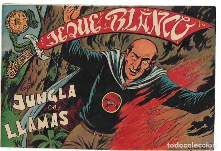 EL JEQUE BLANCO NUM 113 - ORIGINAL (Tebeos y Comics - Rollán - Jeque Blanco)