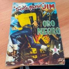 Tebeos: SOLITARIO JIM Nº 2 ORO NEGRO (ORIGINAL ROLLAN) (COIB176). Lote 266098453